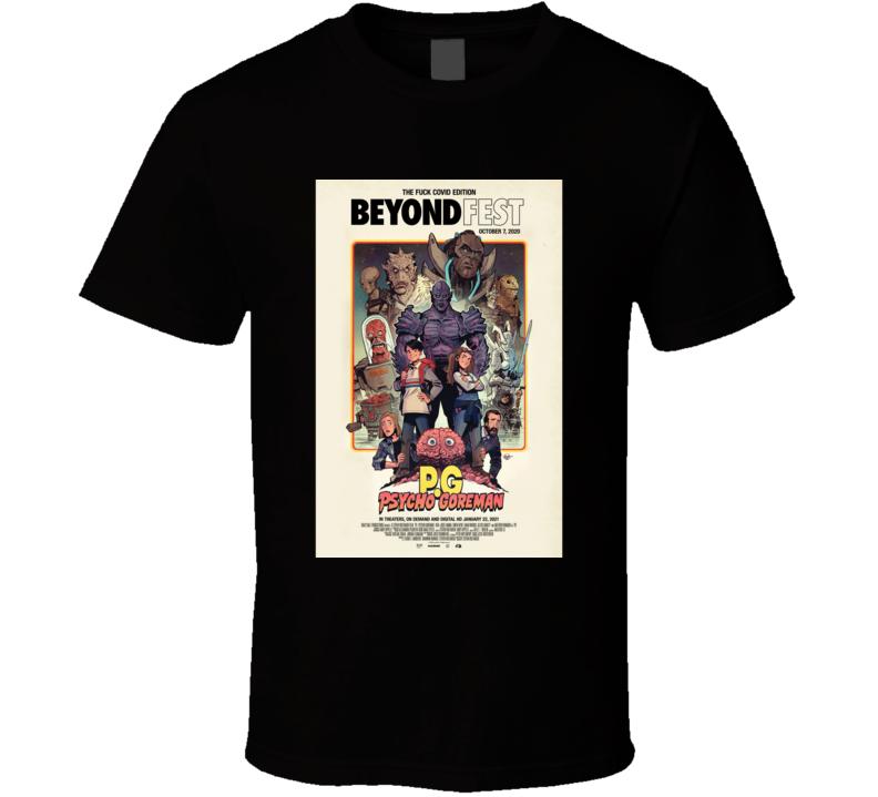 Psycho Goreman Horror Movie Fest Brand New Classic Black T Shirt