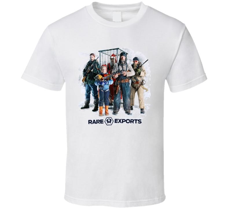 Rare Exports Movie T Shirt