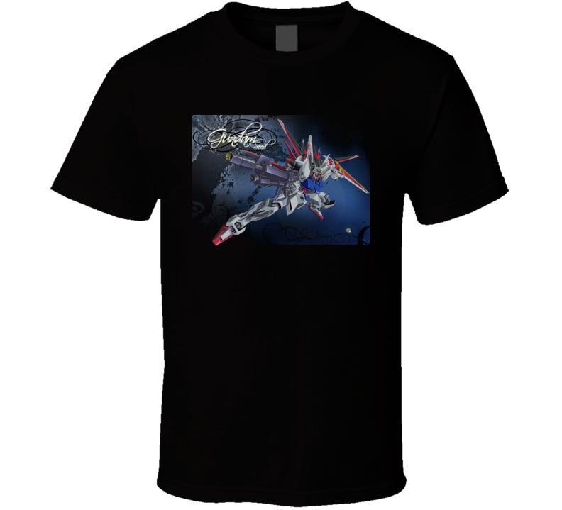 Gundam Seed Anime T Shirt