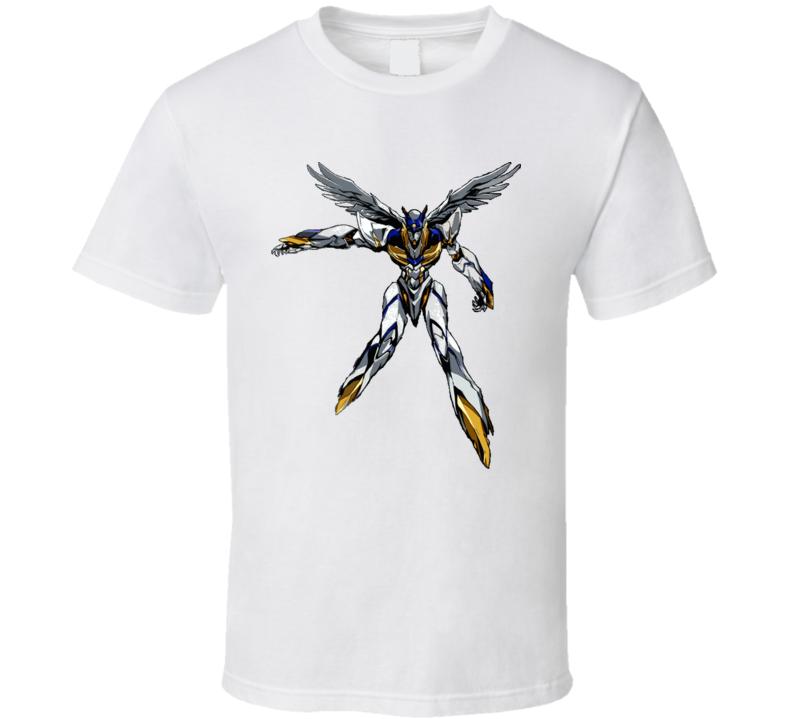 Rahxephon Anime T Shirt