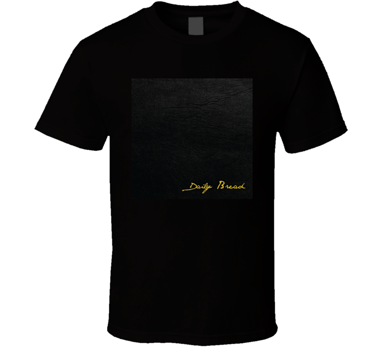 Apollo Brown Daily Bread Brand New Classic Black Hip Hop T Shirt