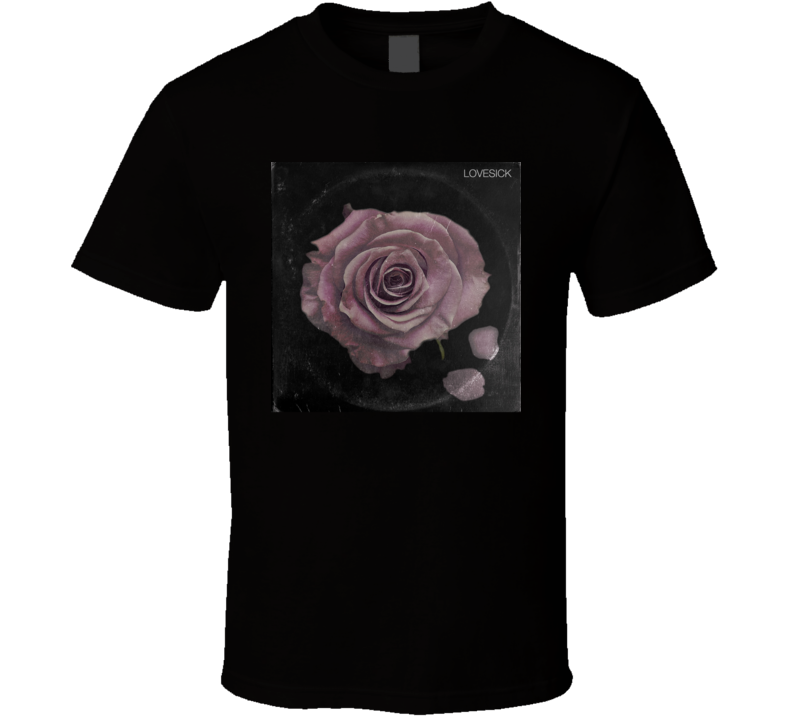 Apollo Brown Lovesick Brand New Classic Hip Hop T Shirt