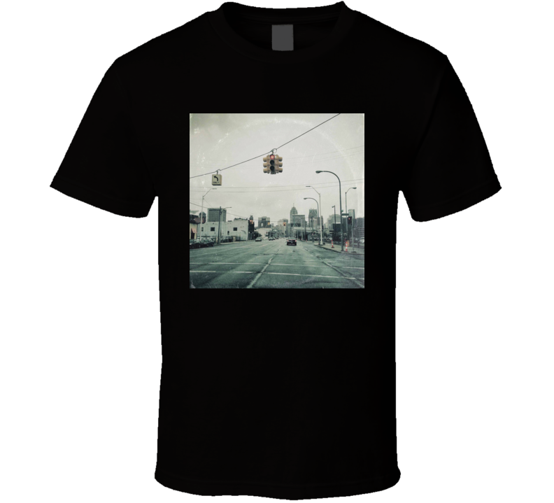 Apollo Brown Sincerely, Detroit Brand New Classic Hip Hop T Shirt