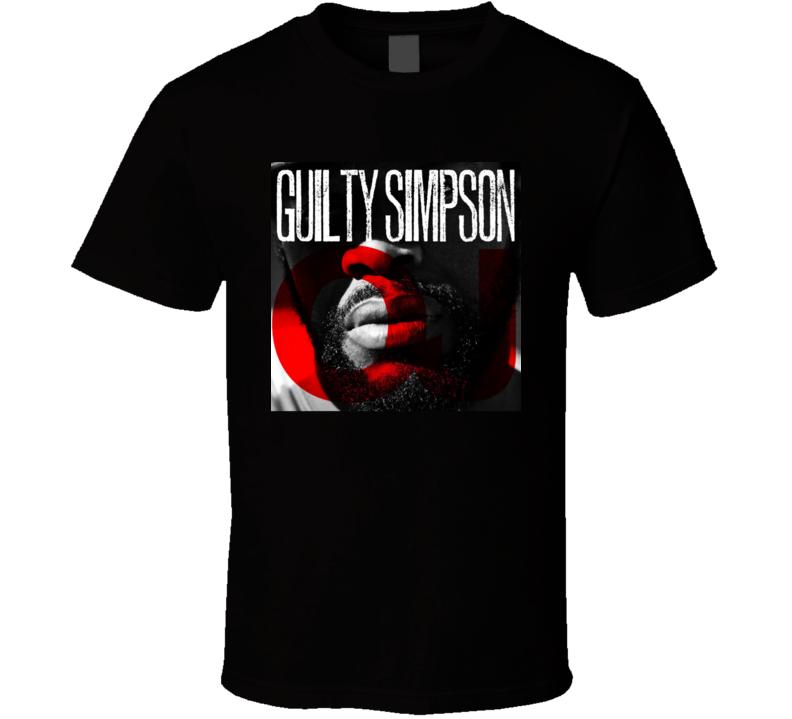 Guilty Simpson Oj Simpson Brand New Classic Hip Hop T Shirt