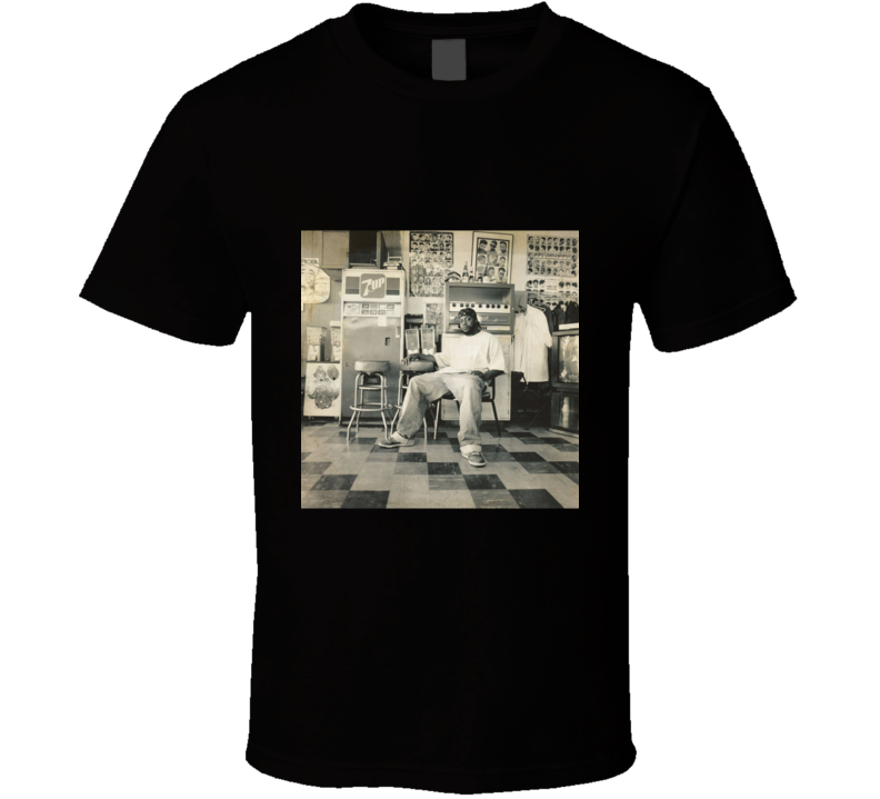 Guilty Simpson Ode To The Ghetto Brand New Classic Hip Hop T Shirt