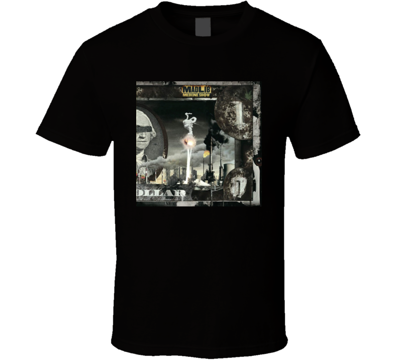 Guilty Simpson And Madlib Brand New Classic Hip Hop T Shirt