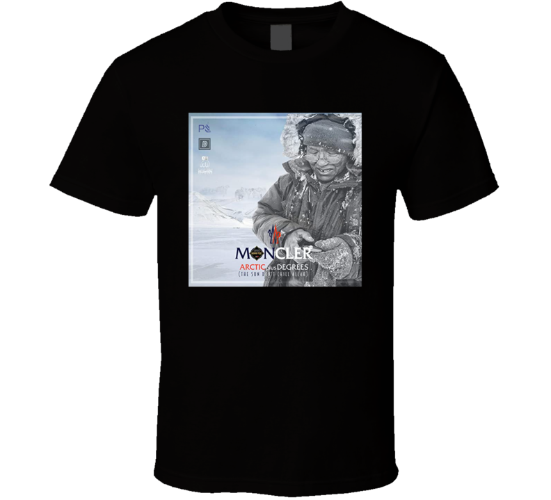 Planet Asia And Dirtydiggs Arctic Plus Degrees Brand New Classic Hip Hop T Shirt