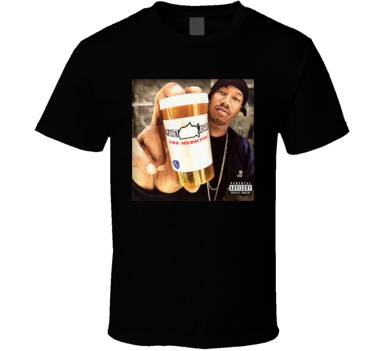 Planet Asia The Medicine Brand New Classic Hip Hop T Shirt