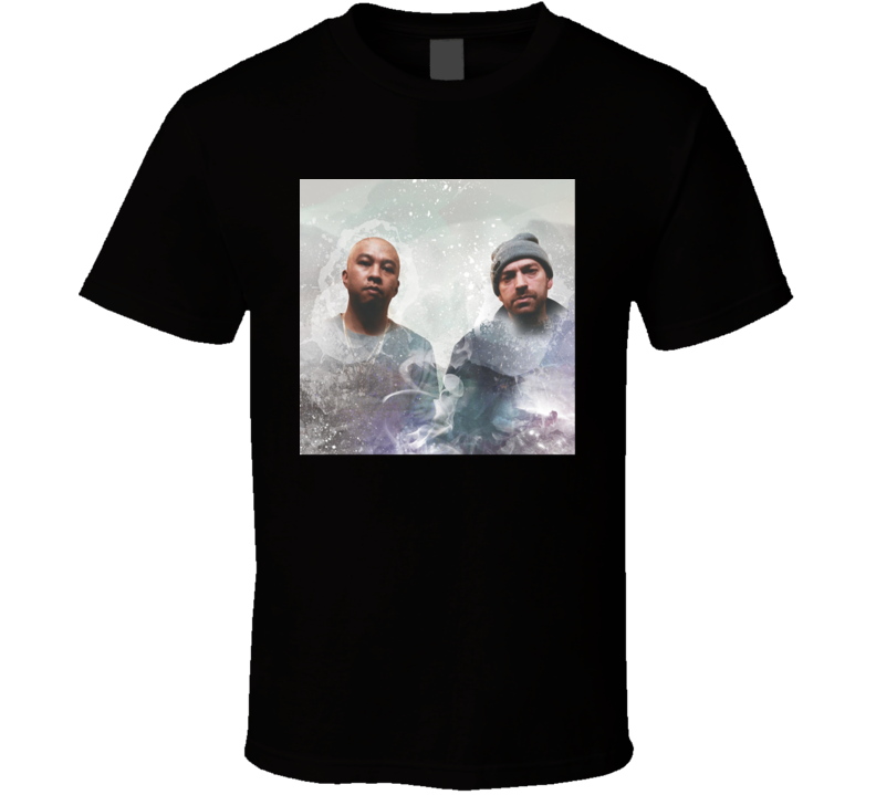 Verbal Kent And Illmind Weight Of The World Brand New Black Classic Hip Hop T Shirt