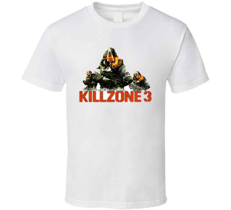 Killzone 3 Videogame T Shirt