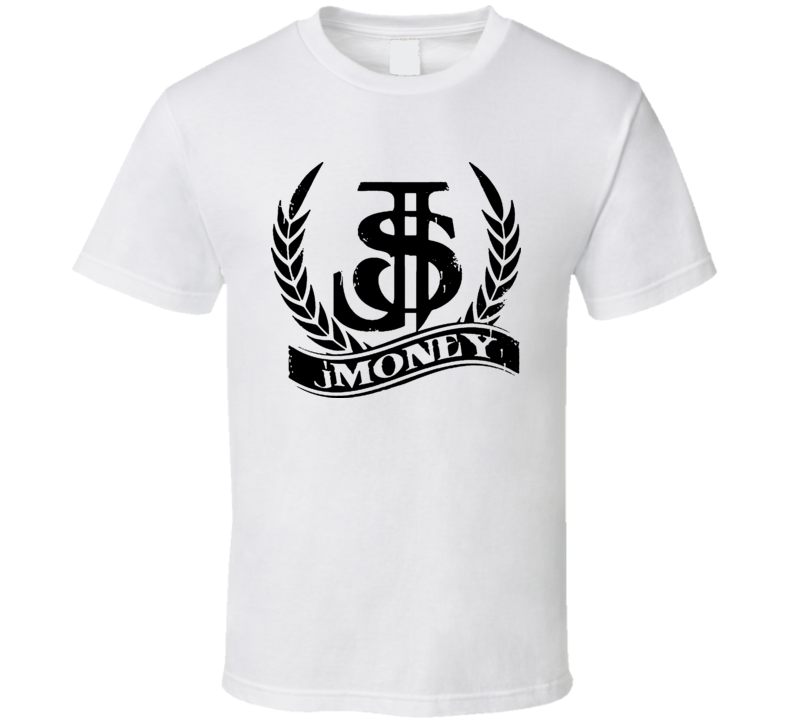 J Money Rap Hip Hop T Shirt