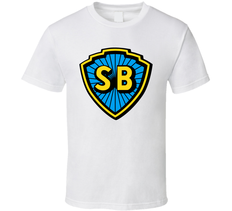 Shaw Brothers Movie Logo T Shirt