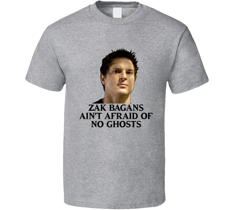 Zak Bagans Ghost Hunters T Shirt