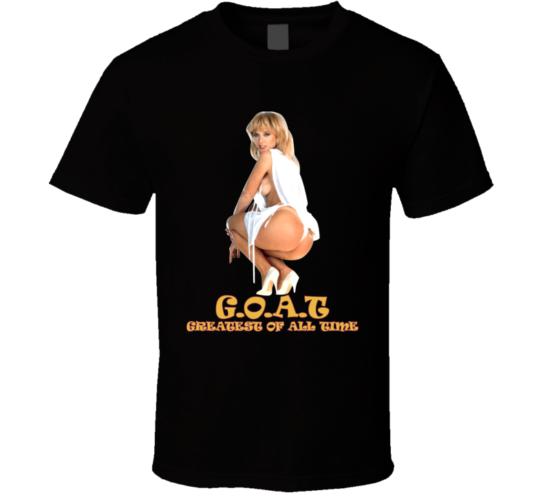 Nina Hartley GOAT T Shirt