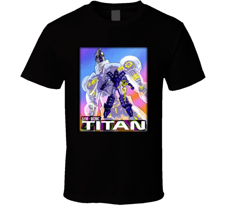 Sym Bionic Titan Cartoon T Shirt
