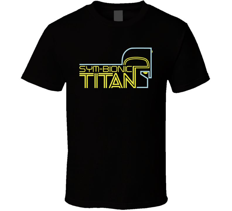 Sym Bionic Titan Cartoon Logo T Shirt