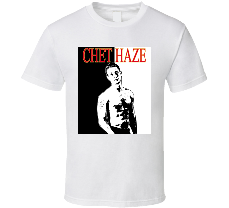 Chet Haze Scarface Rap HIp Hop T Shirt