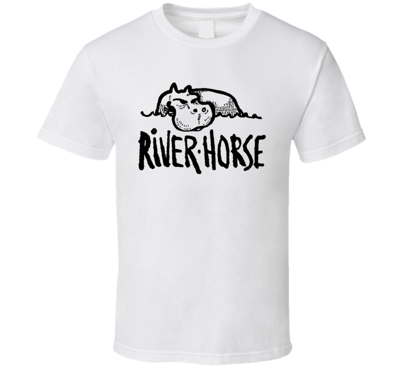 River Horse Beer Logo Classic T Shirt