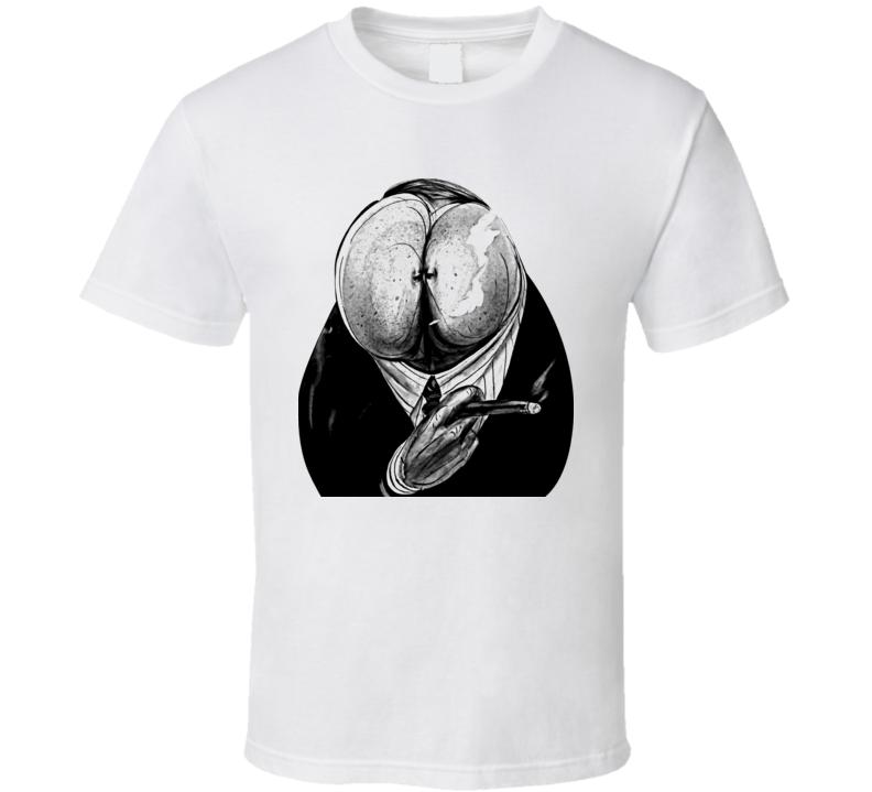 Dick Head Funny Comic T Shirt