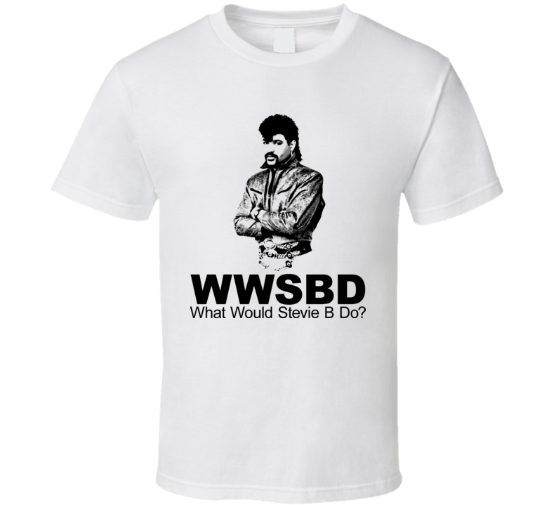 Stevie B Wwsbd T Shirt