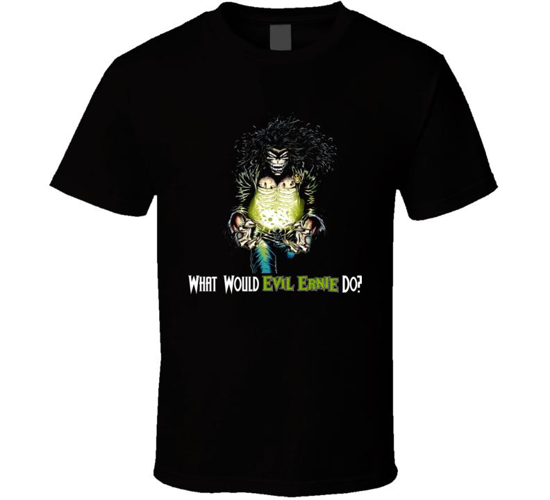 Wweed Evil Ernie T Shirt
