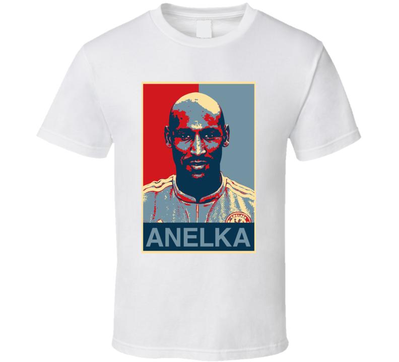 Nicolas Anelka Soccer Hope T Shirt