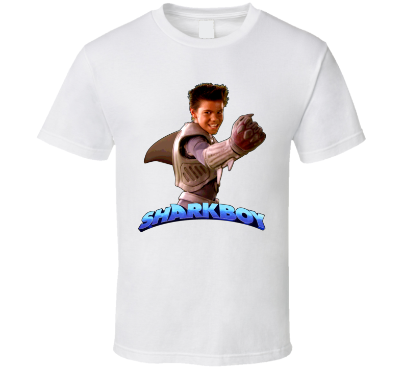 Sharkboy Jacob Taylor Lautner T Shirt