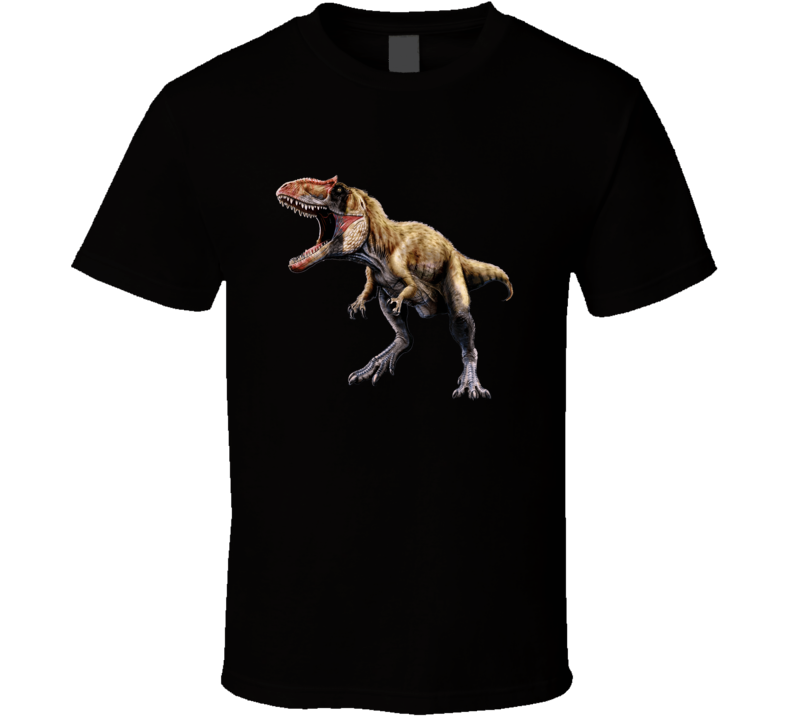 Siats Meekerorum Utah Dinosaur T Shirt
