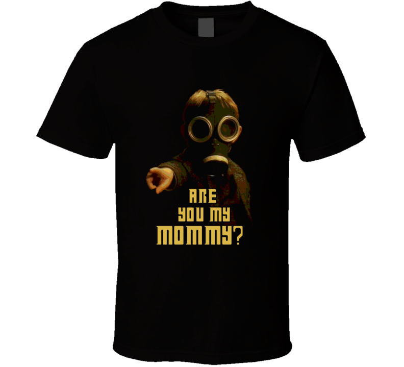 Are You My Mummy Doctor Who Inspired T Shirt