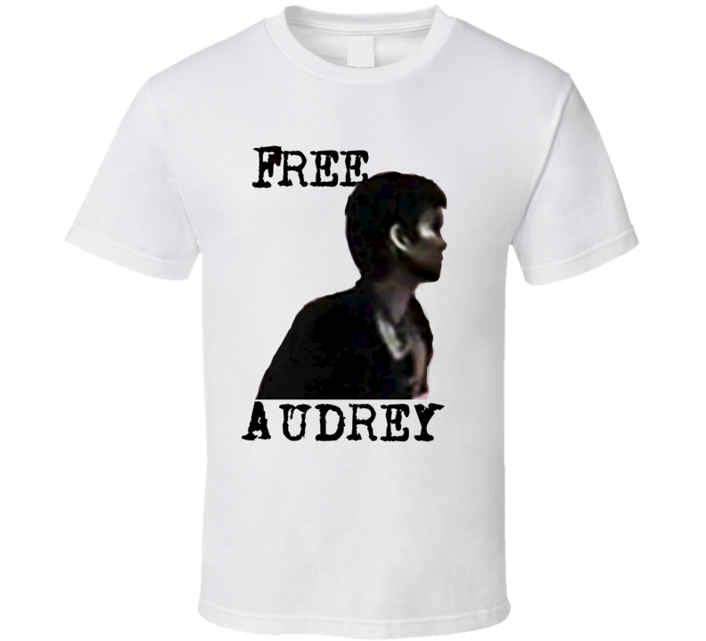 Scream TV Show Free Audrey Horror Noah Fan T Shirt