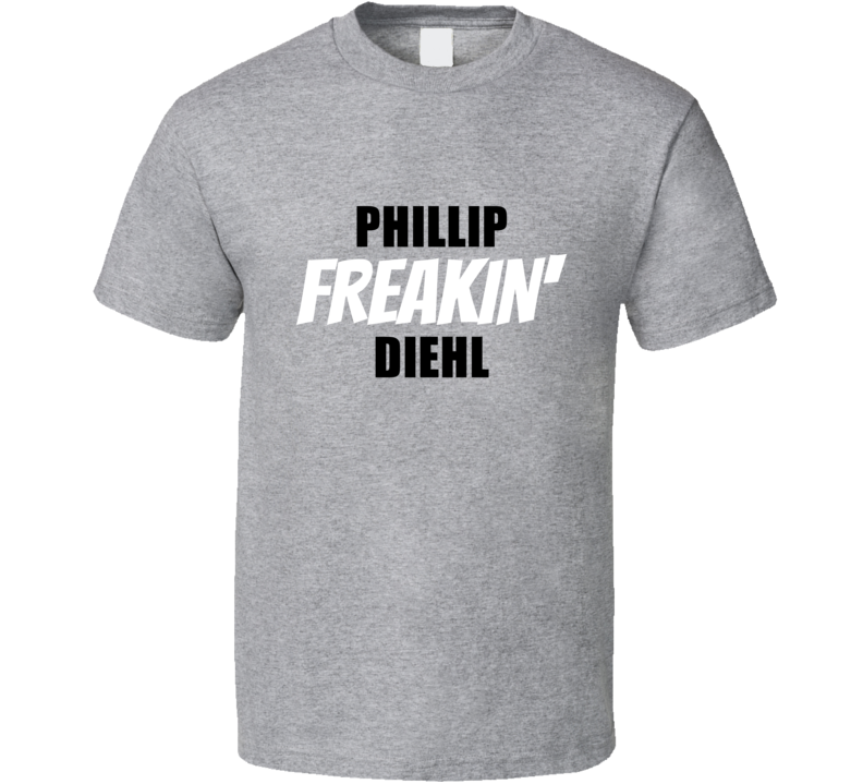 Phillip Diehl Colorado Baseball Player Team Fan Cool Game Swag Gift T Shirt