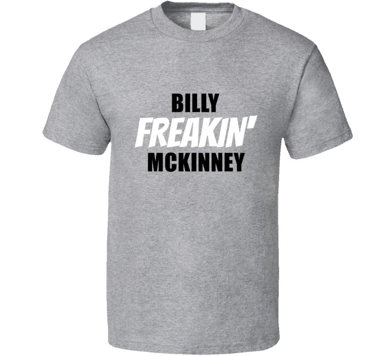 Billy Mckinney Milwaukee Baseball Player Team Fan Cool Game Swag Gift T Shirt