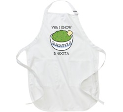 Yes I Know Guacamole Is Extra Funny Guac Lovers Apron