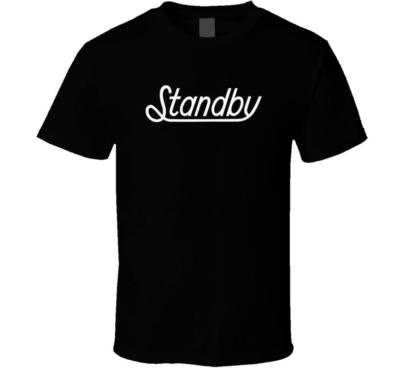 Standby Popular Detroit Restaurant Food T Shirt