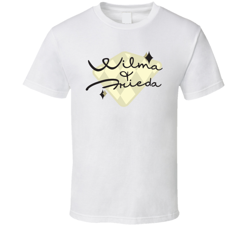 Wilma And Frieda Restaurant Palm Springs T Shirt