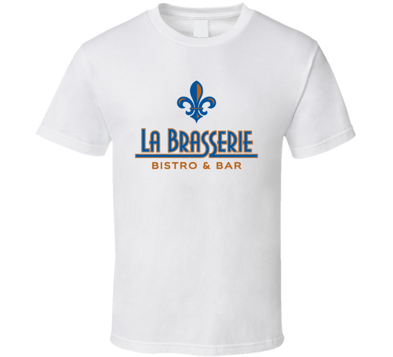 La Brasserie Bistro And Bar Restaurant Palm Springs T Shirt