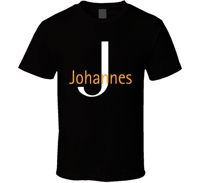 Johannes Restaurant Palm Springs T Shirt