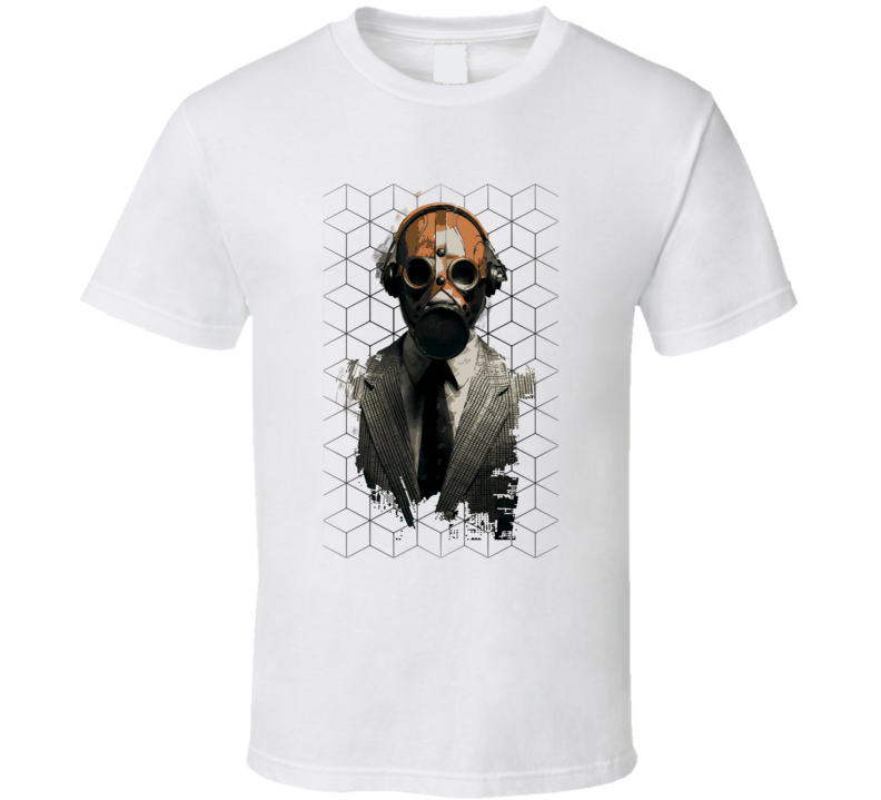 toxic future front t shirt sm-6xl toxic waste the avoidable future