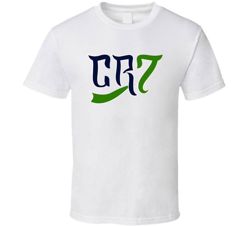 Cristiano Ronaldo CR7 T Shirt Real Madrid Manchester UTD Football Club