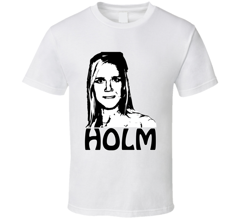 UFC Holly Holm T Shirt The Preacher Daughter MMA Champion Fighter Top