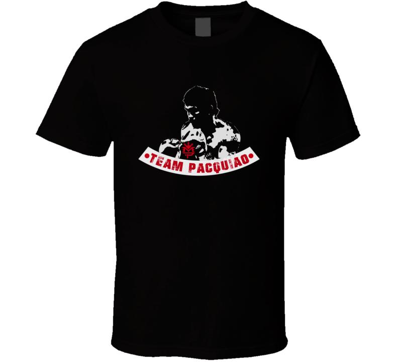 Manny Pacquiao Boxing T Shirt Jinkee Pacquiao Championship Pacman Top