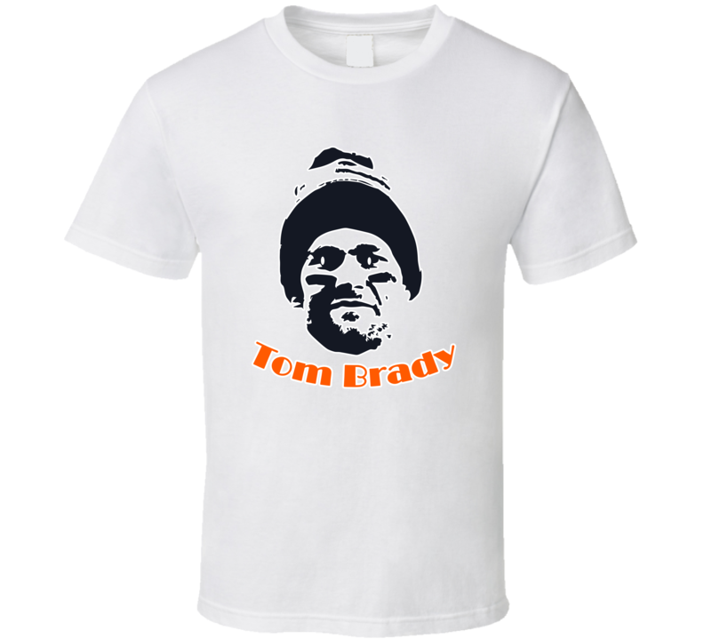 83569dbd5c NFL New England Patriots Tom Brady T Shirt Tom Brady 5 Face Injury ...
