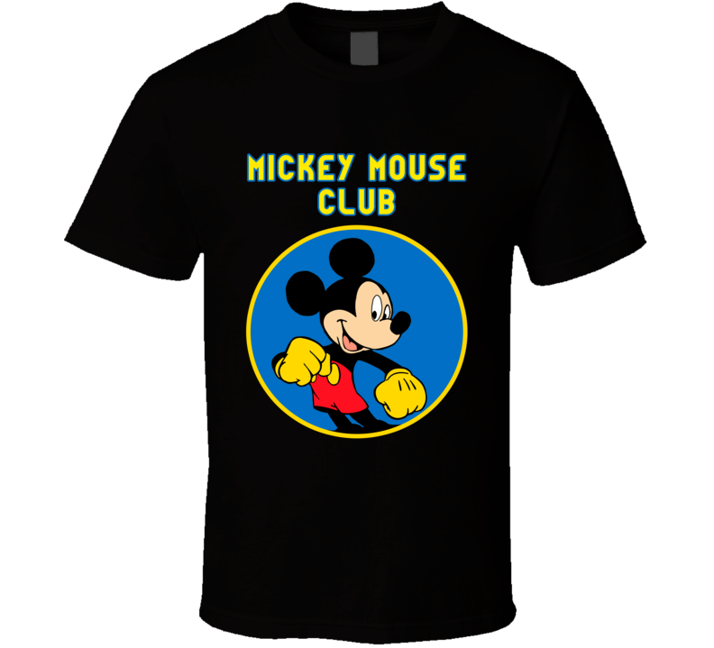 Mickey Mouse Clubhouse T Shirt Minnie Mouse Plane Crazy Unisex Top Tee