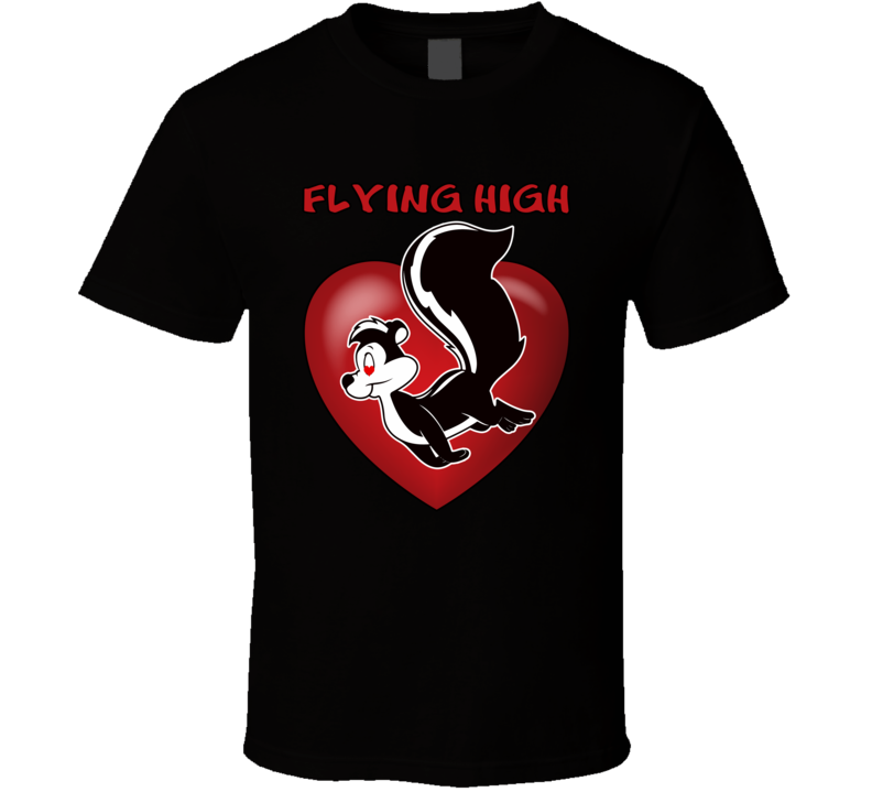Pepe Le Pew Baby Looney Tunes High Flying Adventure T Shirt Cute Top