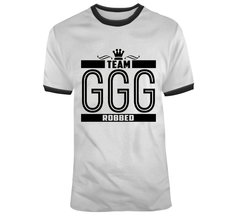 Ggg Robbed T Shirt