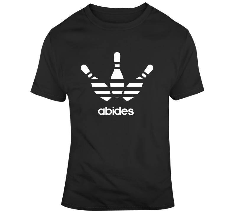 Tre-Pin Abides T Shirt mexican hispanic humor tee