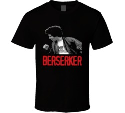Cool Berserker Jay and Silent Bob Strike Back Movie T Shirt