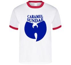 Cool Wutang Caramel Sundae Hip Hop Music T Shirt