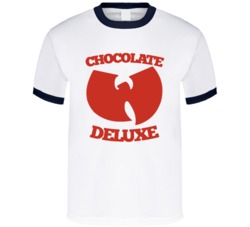 Cool Wutang Chocolate Deluxe Music Hip Hop  T Shirt