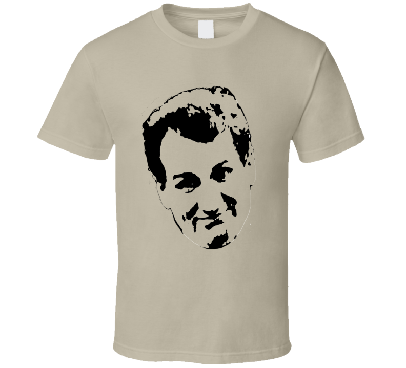 Married With Children Funny Retro Al Bundy Big Head TV Show T Shirt